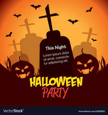 Christian Pumpkin Designs Poster Halloween Party With Pumpkin Design
