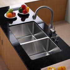 Kitchen Sink Enchanting Kraus Kitchen Sink Drain Installation