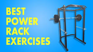 Top 5 Best Power Rack Exercises