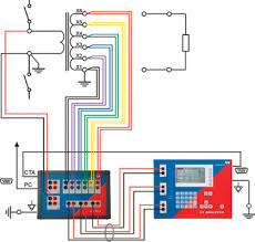 a revolution in current transformer testing utility products magazine metering current transformer wiring diagram connection example for a six tap current transformer