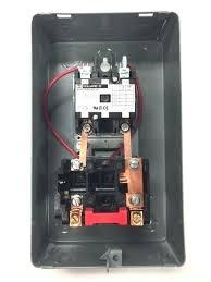 air compressors air compressor magnetic starter switch wiring air compressors air compressor magnetic starter 1 phase motor wiring diagram