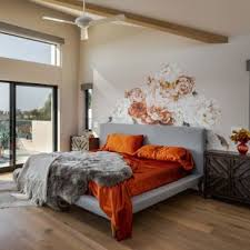 Furniture for bedrooms ideas White Bedroom Contemporary Medium Tone Wood Floor And Brown Floor Bedroom Idea In Orange County With Houzz 75 Most Popular Contemporary Bedroom Design Ideas For 2019 Stylish
