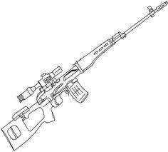 New Lego Guns Coloring Pages Ishagnet