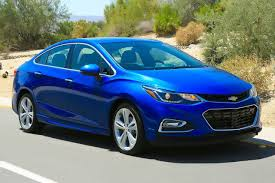 2016 Chevrolet Cruze - VIN: 1G1BC5SM8G7258404