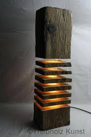 Treibholz Lampe Treibholz Tischleuchte 1 Flammig Treibholz Lampen