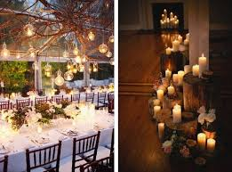 wedding lighting ideas reception. Exellent Reception Candles  Creative Lighting Ideas For Your Wedding Reception Throughout W
