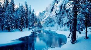 Blue winter   Winter background, Winter ...