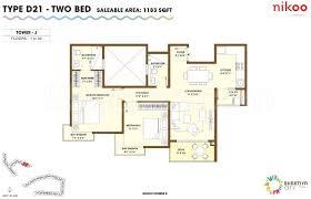 2bhk 2t 14 super area 1183 sq ft apartment