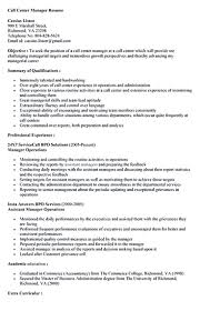 call center resume objective template large size - Call Center Resume  Objective Examples