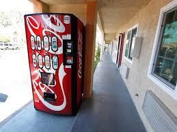 Corona Vending Machine Custom Vending Machine Picture Of Welcome Inn Corona TripAdvisor