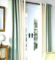 ds for sliding door window treatments