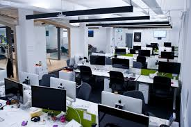 software company office. The Work Stations Software Company Office U