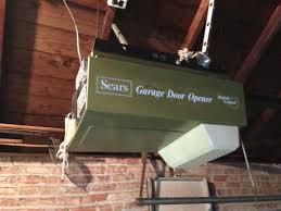 craftsman garage door opener hp older model you sears in ideas 8 inside designs 4