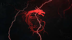 1920x1080 msi logo red dragon hd 1920x1080 1080p wallpaper compatible for