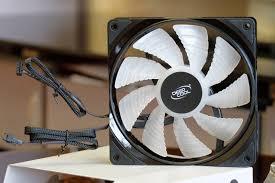 Обзор на <b>Вентилятор</b> для корпуса <b>DEEPCOOL 140mm</b> 500 ...