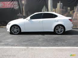 lexus is 250 2008 white. Wonderful White 2008 IS 250  Starfire White Pearl  Black Photo 1 Intended Lexus Is