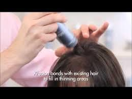 Xfusion Keratin Hair Fibers Hair Replacement System