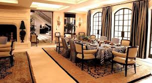 mediterranean dining room furniture. Mediterranean Dining Room With French Doors, Crown Molding, Travertine Tile Floors, Box Ceiling Furniture O