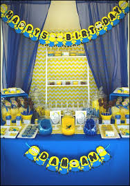 Minions Decorations Great Kara S Party Ideas Despicable Me Minion themed  Birthday Party