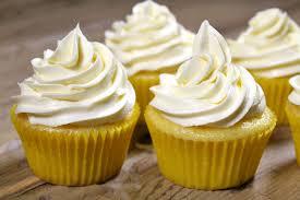 Lemon Cupcakes With Lemon Buttercream Recipe Boy