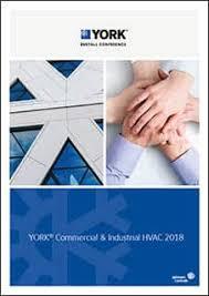 York Commercial Industrial Hvac 2018