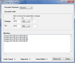 Sage 300 Chart Of Accounts Gl Account Code Change In Sage 300 Erp Sage 300 Erp Tips