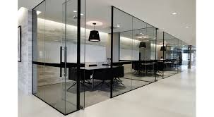 nowadays more and more clients of prance prefer glass partition than regular wall partition although glass partition generally costs more