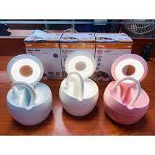Đèn Bàn Học Sạc Pin Tích Điện COMET CT177️FREESHIP️Đèn Để Bàn Chống Cận LED  Có Ngăn Chứa Dụng Cụ Có Khay Để Điện Thoại giá cạnh tranh