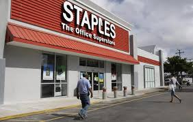 The Office The Merger Judge Blocks Staples Merger With Rival Office Depot The Boston Globe