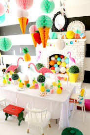 birthday party ideas living room beach style with balls word