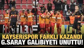 Galatasaray galibiyeti unuttu! - Tüm Spor Haber