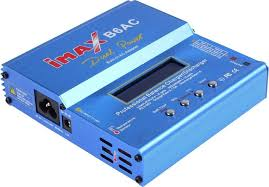 <b>Зарядное устройство</b> универсальное <b>Deep RC</b> B6AC — купить в ...