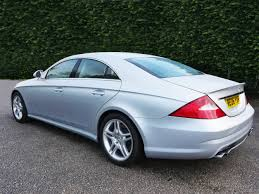 2006 Mercedes-Benz CLS 55 AMG | Aston Hill Limited