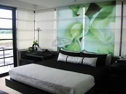 Bedroom Designs: Green Accented White Bedroom By RyoSakaZaQ - Green Themed  Rooms