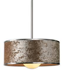 image of drum pendant lighting designer
