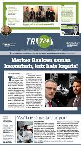 Tr724 | 20 Kasım 2020 Cuma 1. SAYFA - Tr724