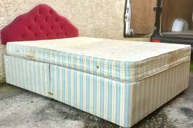 Double Bed Cheap Cheap Double Bed Frame And Mattress