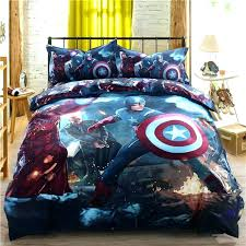 marvel twin bedding set avengers twin bedding bed set queen size marvel sheet grey