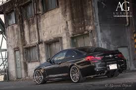 Coupe Series black bmw m6 : AG Luxury Wheels - BMW M6 Forged Wheels