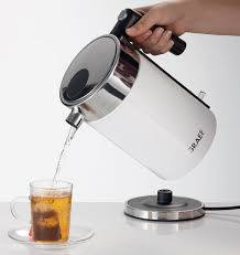 Modern Kitchen Accessories Uk German Made Quality Graef White Electric Kettle At Cookinstyleco