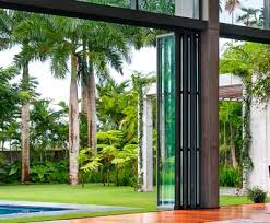 retractable roof skylights and frameless sliding glass wall manufacturers airclos bifold doors
