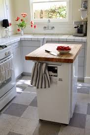 Mobile Kitchen Island We Will Most Likely Have To Utilize A Portable Dishwasher Until We