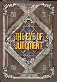 Printable Cards ? | The <b>Eye of Judgment</b> | BoardGameGeek