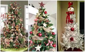 christmas tree themes 2017 13