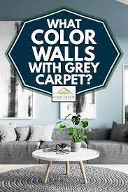 what color walls with grey carpet
