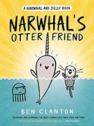 narwhal s otter friend a narwhal and jelly book