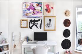 office space decor. Minimaist Gorgeous Home Office Spaces. (livvyland) Space Decor