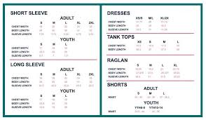 Sperry Size Chart Simply Southern Size Guide Papas General Store
