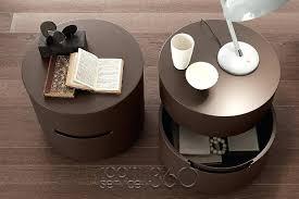 round nightstand round nightstand by nightstand organizer diy