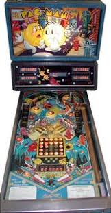 mr mrs pac man pinball by bally manufacturing co mr mrs pac man cabinet image